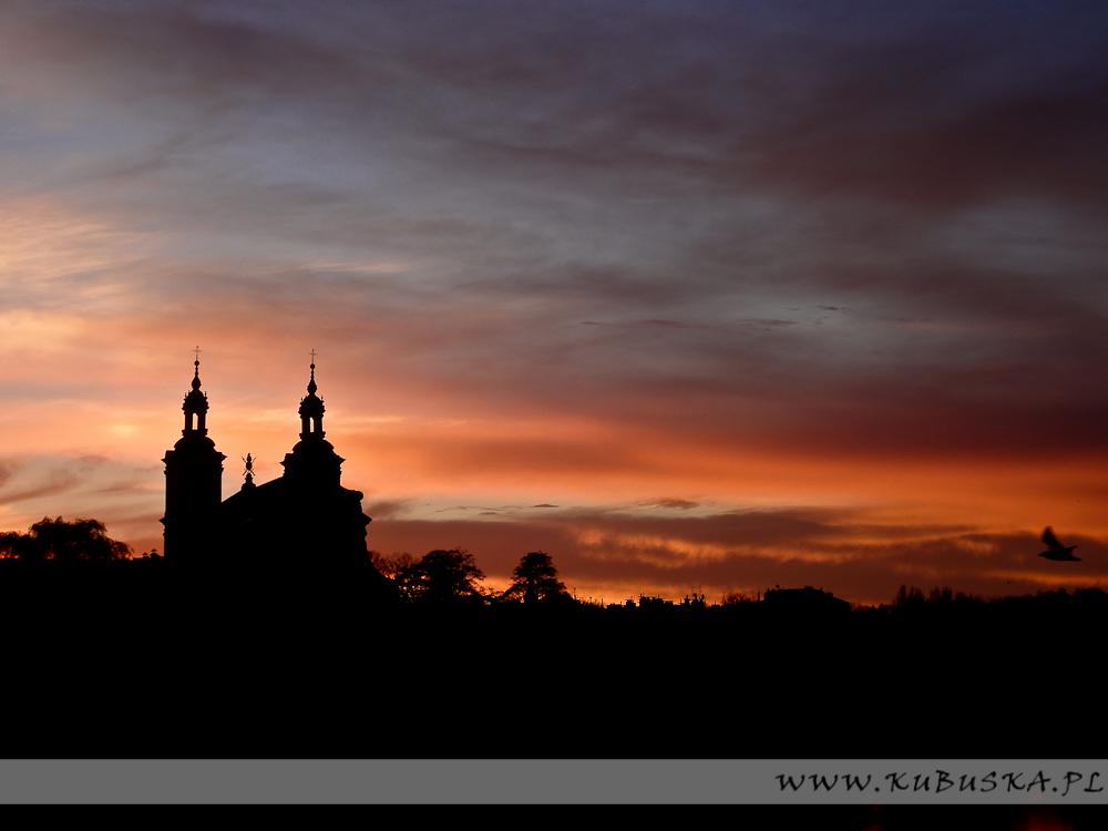 Wschód słońca 01.11, fot. Konrad Kubuśka