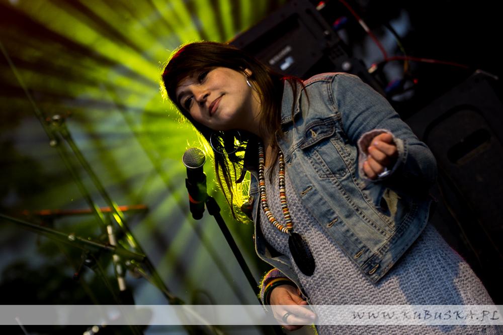 LFO 2012, Sara Lugo, fot. Konrad Kubuśka
