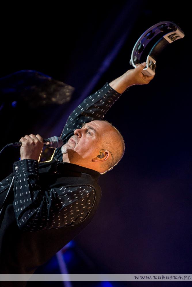 LFO 2012, Peter Gabriel, fot. Konrad Kubuśka