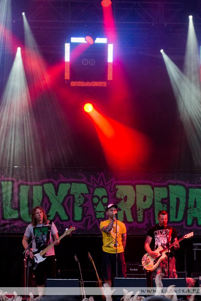 Czyżynalia 2013, Luxtorpeda, fot. Konrad Kubuśka