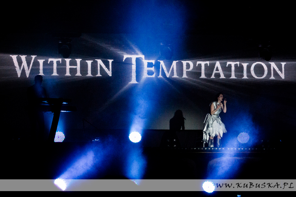 Czyżynalia 2013 – Within Temptation