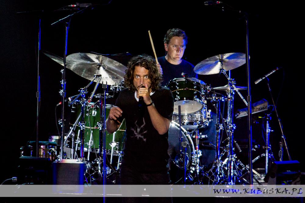 LFO 2014, Soundgarden, fot. Konrad Kubuśka