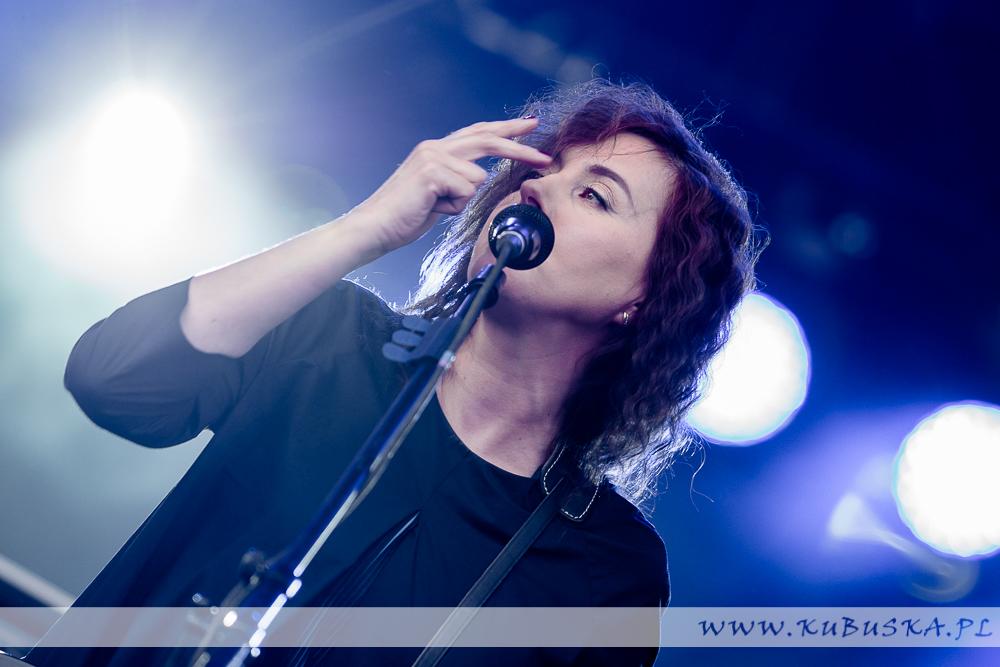 LFO 2014, Edyta Bartosiewicz, fot. Konrad Kubuśka