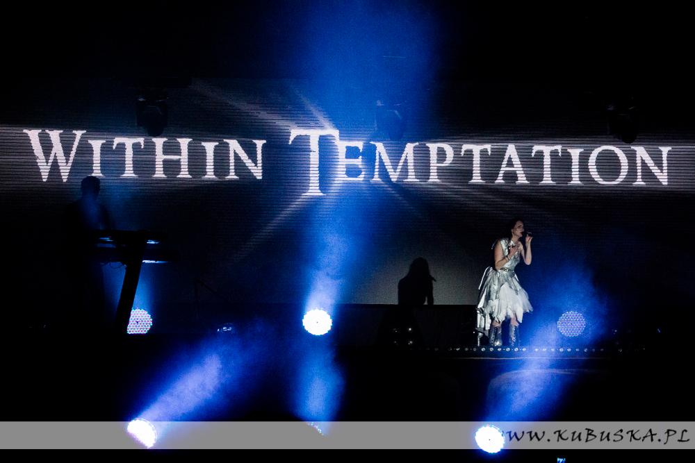 Czyżynalia 2013 – Within Temptation